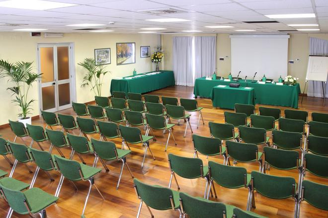 Grand Hotel Fleming - Roma - Sala de reuniões
