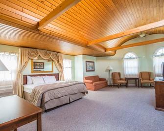 Pictured Rocks Inn & Suites - Munising - Slaapkamer