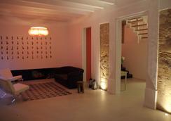 阿爾庫迪亞小酒店 - 阿庫迪亞 - 阿爾庫迪亞 - 客廳
