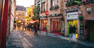 Barnacles Temple Bar - Dublin - Toà nhà