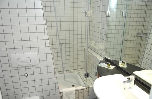 Hotel Alexander Plaza - Berlin - Bathroom