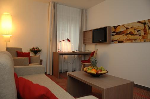 馬汀斯霍夫蘭登酒店 - 慕尼黑 - 慕尼黑 - 客廳