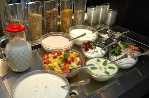 Classik Hotel Magdeburg - Μαγδεβούργο - Φαγητό