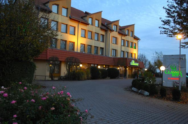 Classik Hotel Magdeburg - Magdeburg - Building