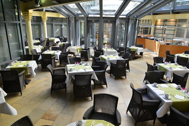 Classik Hotel Alexander Plaza - Berlin - Nhà hàng