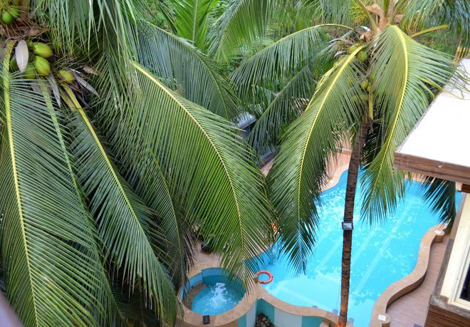 Grandeur De Sanchi - Panaji - Pool
