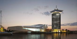 Sir Adam Hotel - Amsterdão - Vista externa