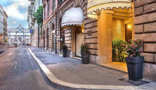Hotel River Palace - Terracina - Gebäude