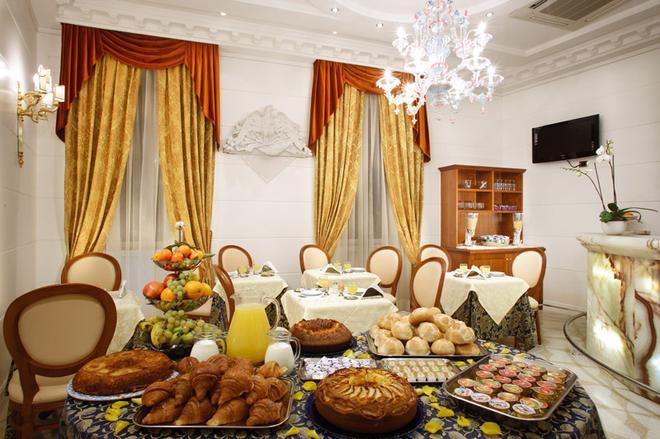 羅馬歌劇酒店 - 羅馬 - 羅馬 - 飲食