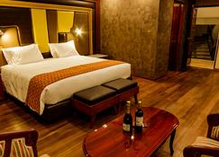 ヤワル インカ ホテル - クスコ - 寝室