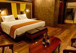 Yawar Inka Hotel - Cusco - Bedroom