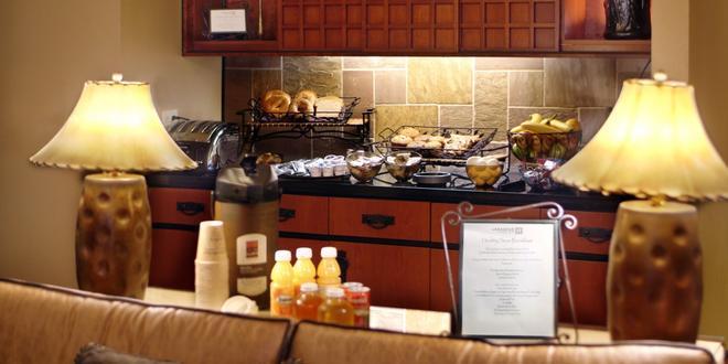 Larkspur Landing South San Francisco - An All-Suite Hotel - South San Francisco - Nhà hàng