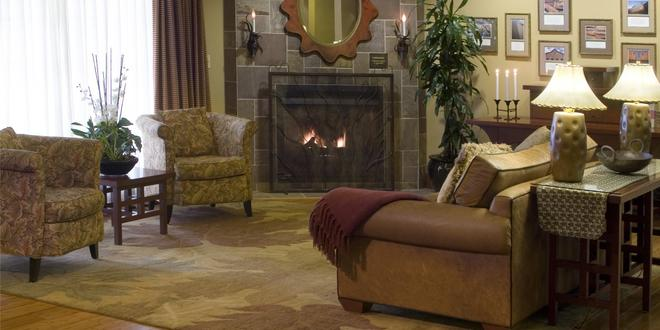 Larkspur Landing South San Francisco - An All-Suite Hotel - South San Francisco - Hành lang