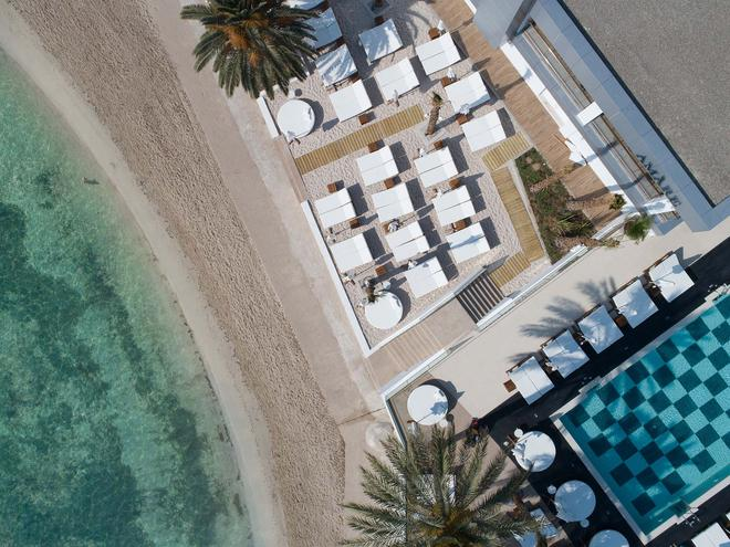Amàre Beach Hotel Ibiza - Sant Antoni de Portmany - Strand