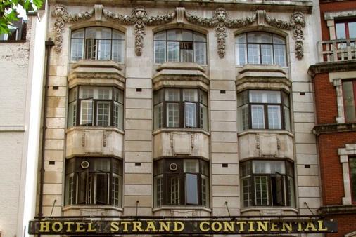 Hotel Strand Continental - Hostel - Λονδίνο - Κτίριο