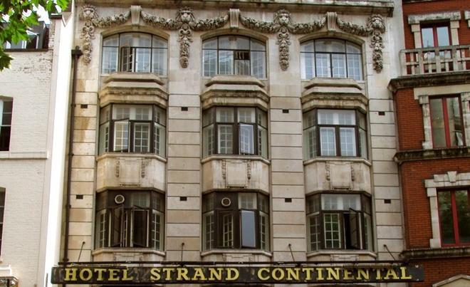 歐陸海濱酒店 - 倫敦 - 倫敦 - 建築