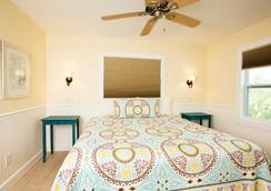 Beachview Cottages - Sanibel - Bedroom