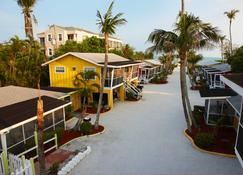 Beachview Cottages - Sanibel - Rakennus