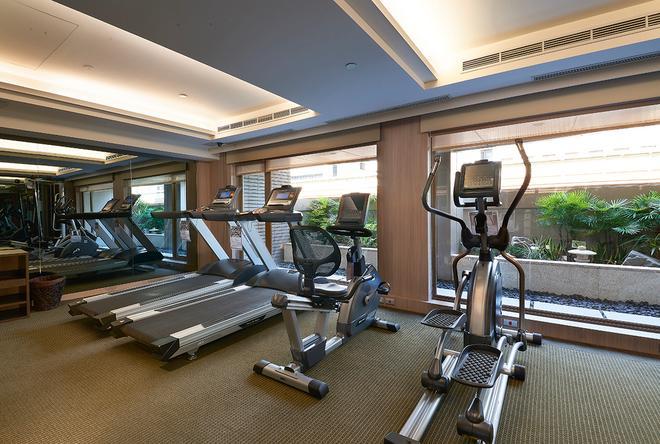 Park Taipei Hotel - Taipei - Spor salonu