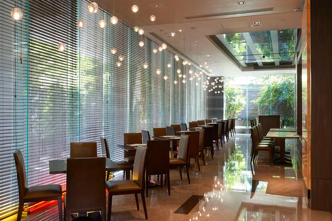 Park Taipei Hotel - Taipei - Restoran