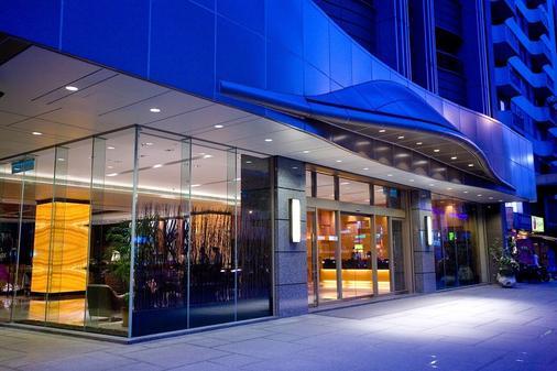 Park Taipei Hotel - Taipei - Building
