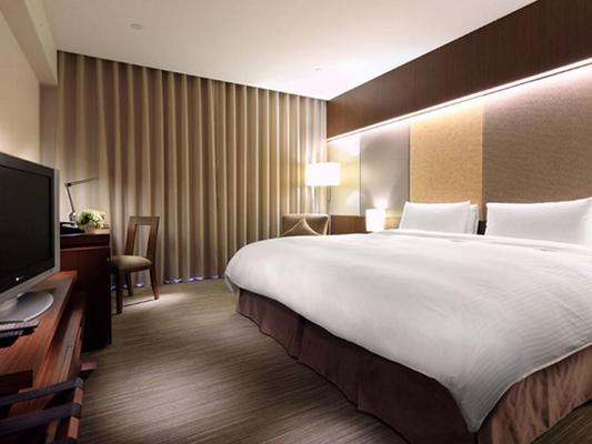 Park Taipei Hotel - Ταϊπέι - Κρεβατοκάμαρα