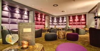 Fourside Hotel Braunschweig - Braunschweig - Lounge