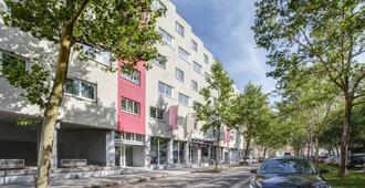 Fourside Hotel & Suites Vienna - Wien - Gebäude