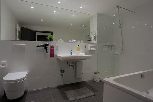 Fourside Plaza Hotel Trier - Τρηρ - Μπάνιο
