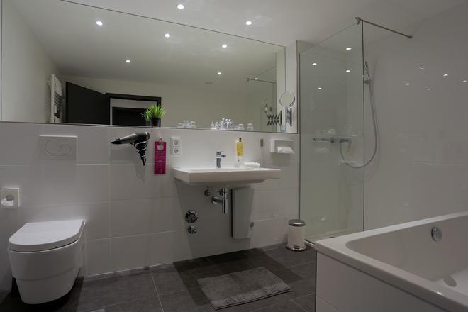 Fourside Plaza Hotel Trier - Trier - Phòng tắm