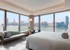 Hyatt Centric Victoria Harbour Hong Kong - Hong Kong - Bedroom