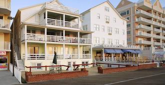 Majestic Hotel & Apartments - Ocean City - Bâtiment