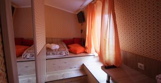 Art Galaktika Hotel - Moscow - Bedroom