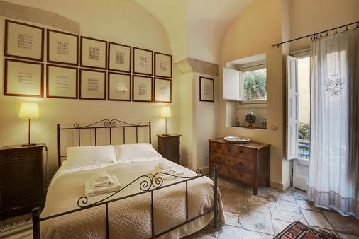 Palazzo Bernardini - Λέτσε - Κρεβατοκάμαρα