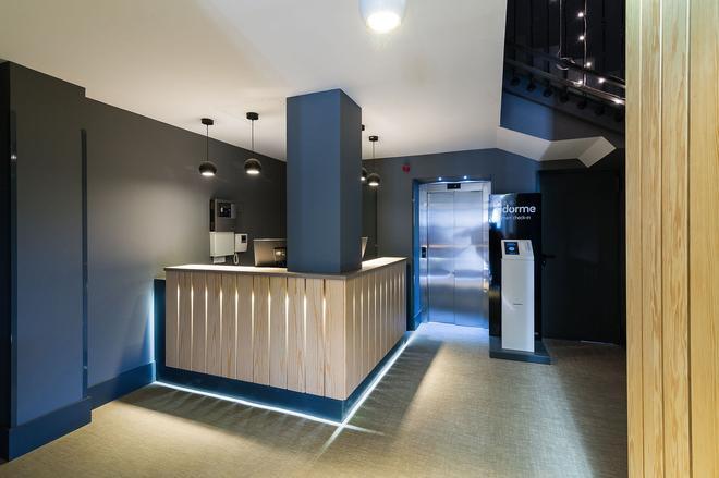 B&B Hotel Madrid Centro Fuencarral 52 - Madrid - Rezeption