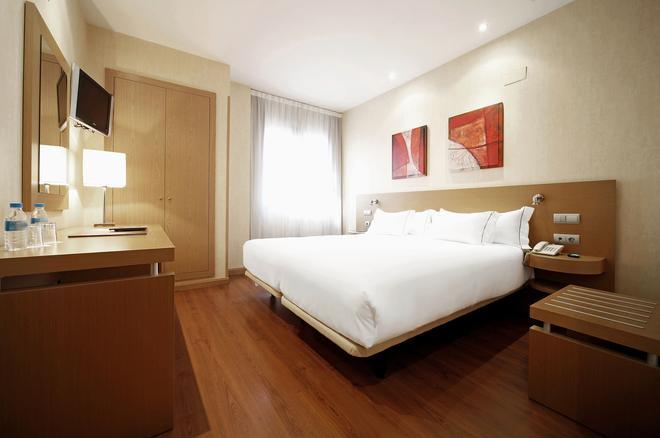 Hotel Sidorme Fuenlabrada - Fuenlabrada - Bedroom