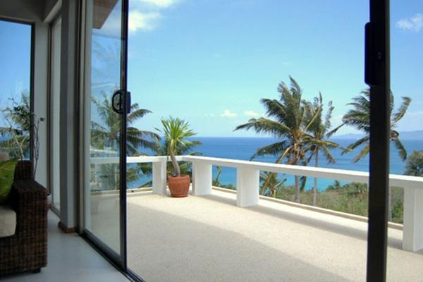 Amihan Del Sol - Puerto Galera - Balcony