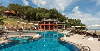 Banburee Resort And Spa - קו סאמוי - בריכה