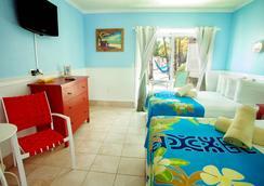 宜必思海灣海灘度假村 - 西嶼 - 基韋斯特 - 臥室