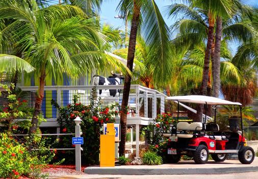 宜必思海灣海灘度假村 - 西嶼 - 基韋斯特 - 室外景
