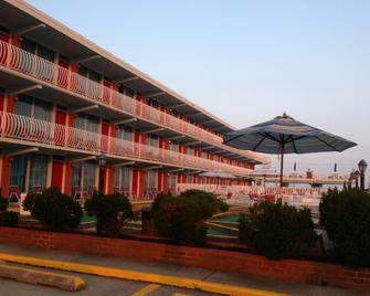 Gold Crest Motel - Wildwood Crest - Building