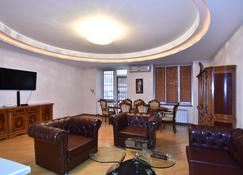Northern Yerevan Apartment - Ereván - Sala de estar