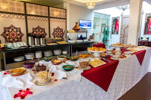 Hotel & Ryad Art Place Marrakech - Marrakesh - Buffet