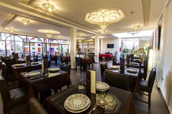 馬拉喀什里酒店與里亞德藝術廣場 - 馬拉喀什 - 馬拉喀什 - 餐廳