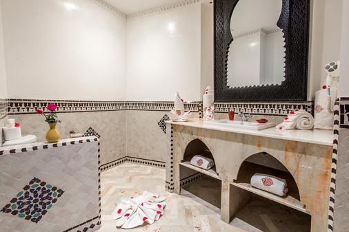 Hotel & Ryad Art Place Marrakech - Marrakesch - Bad