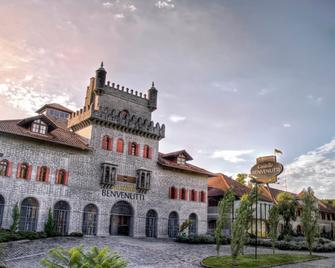 Pousada Castello Benvenutti - Bento Gonçalves - Building