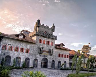 Pousada Castello Benvenutti - Бенту-Гонсалвис