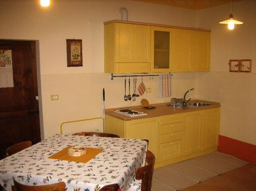 Bed & Breakfast del Teatro - Cagli - Kitchen