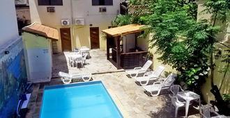 Quintal Do Maracana Hostel - ריו דה ז'ניירו - בריכה
