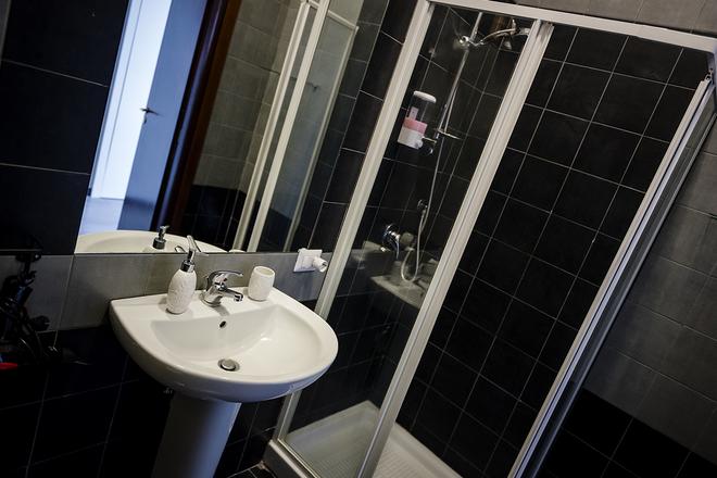 B&B Le 4 Stagioni Dante's Suites - Naples - Bathroom